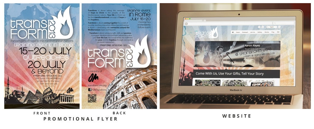 flyers-and-website