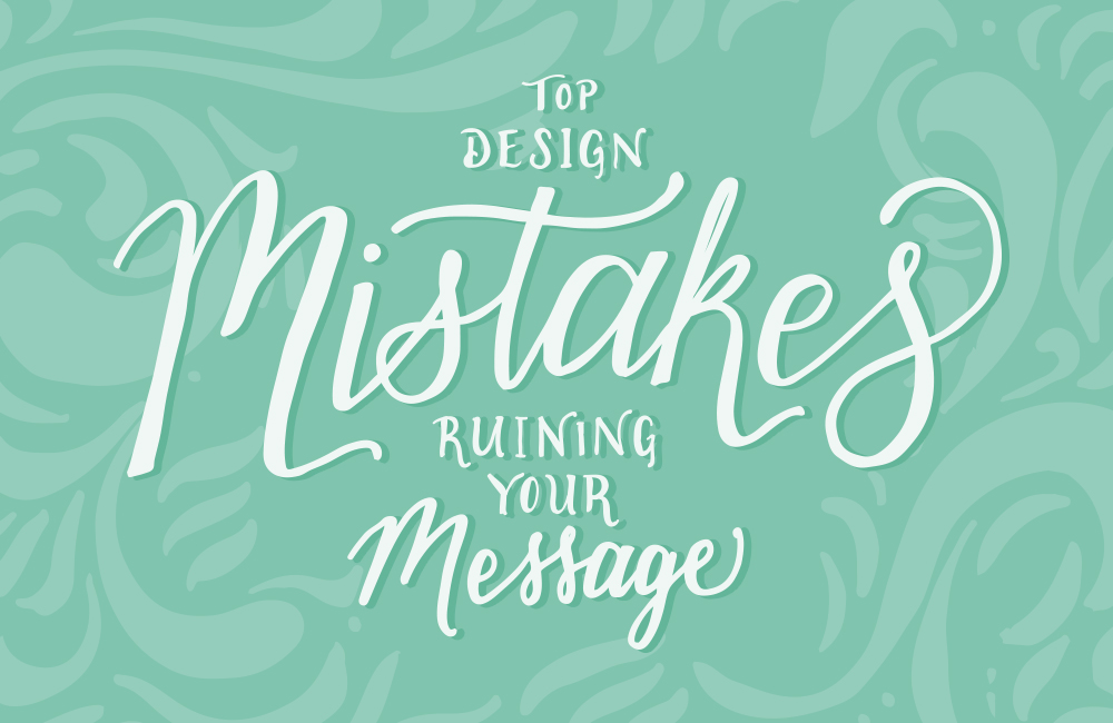Top Design MistakesBlog Header