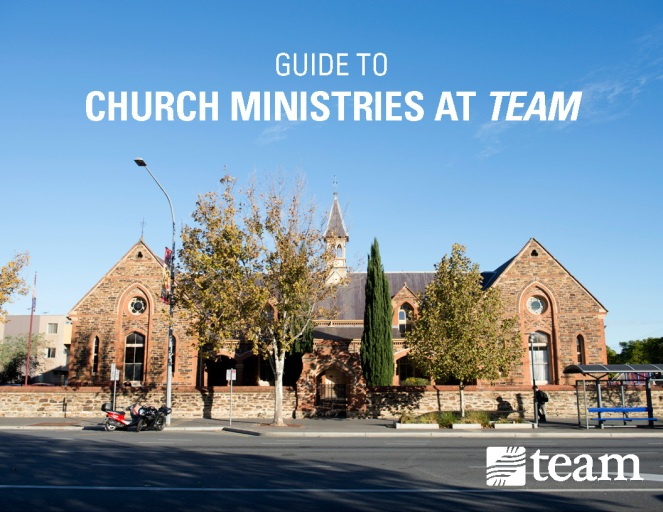 Church Ministries Download page 1