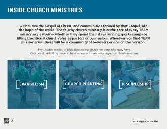 Church Ministries Download page 2