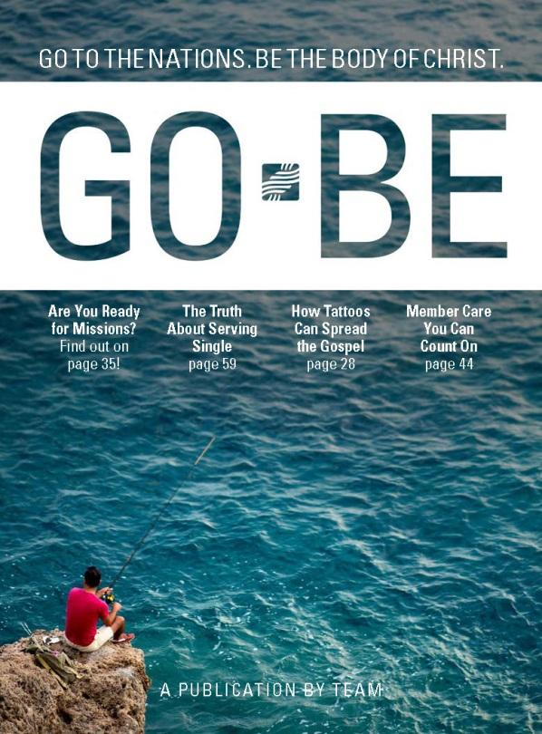 GoBe Brochure Cover