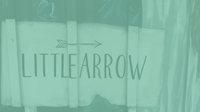 Return to Little Arrow — Outdoor Mural